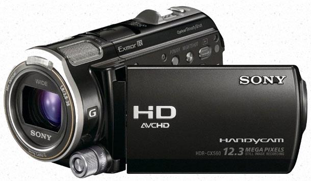 AVCHD-kamera