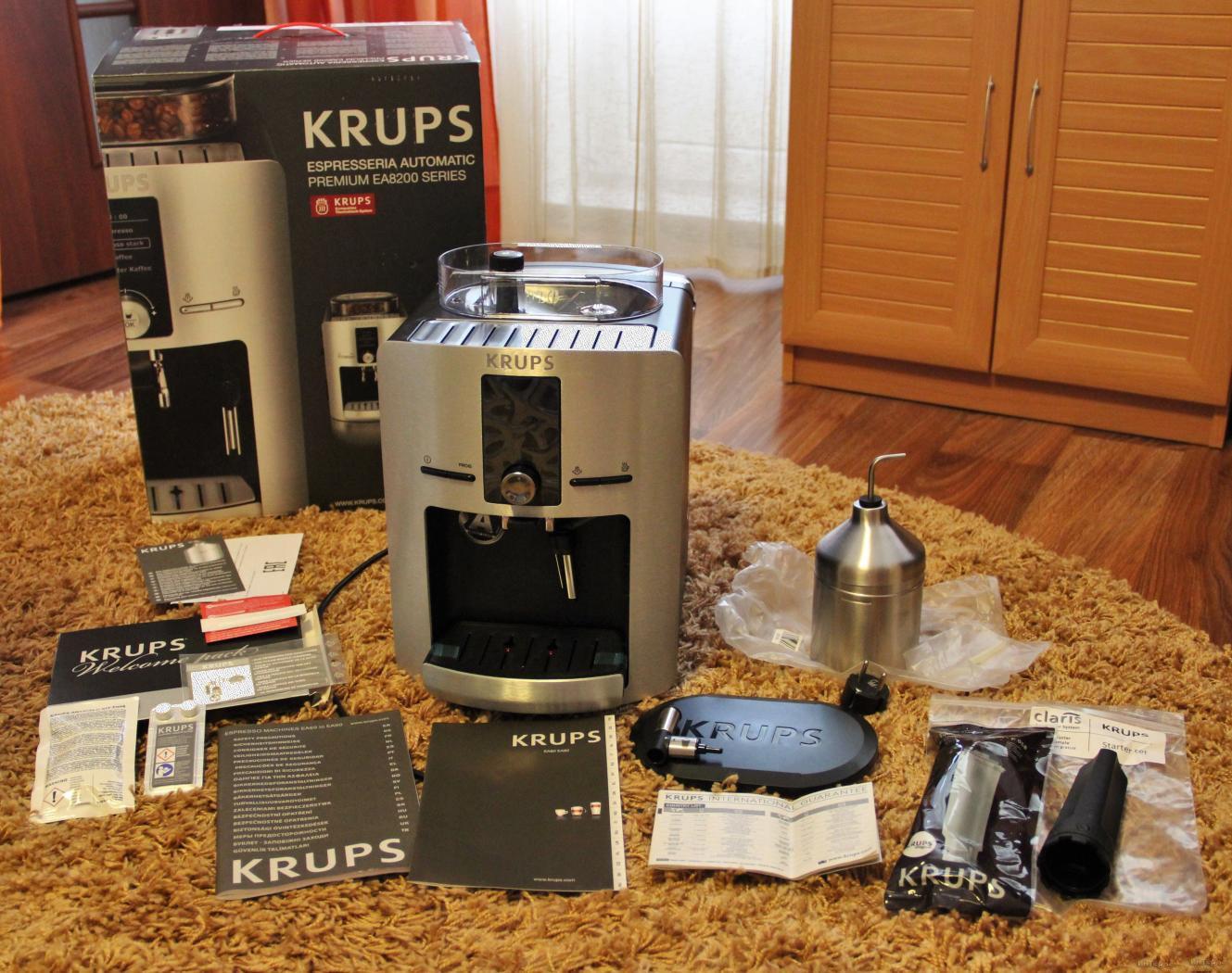Krups EA826E
