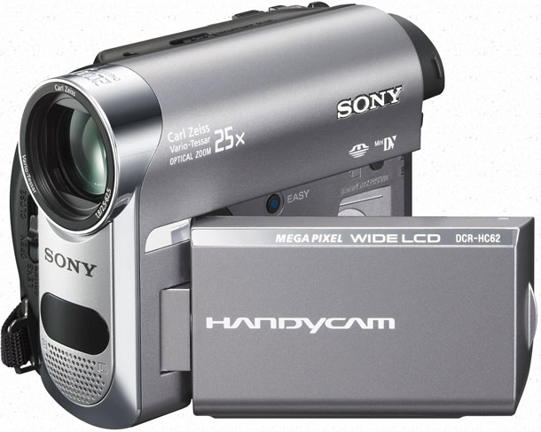 MiniDV-kamera