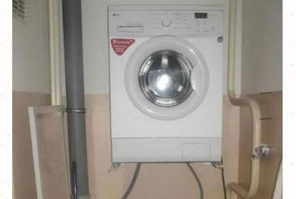 Сильная вибрация при отжиме стиральной машины: как устранить?