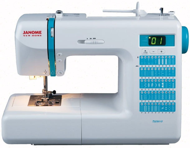 Janome-DC-50