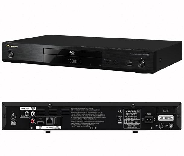 Pioneer-BDP-160-K