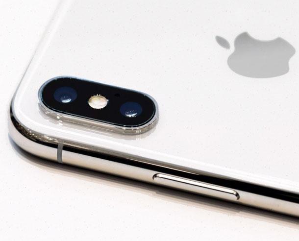 2 камеры у iphone X