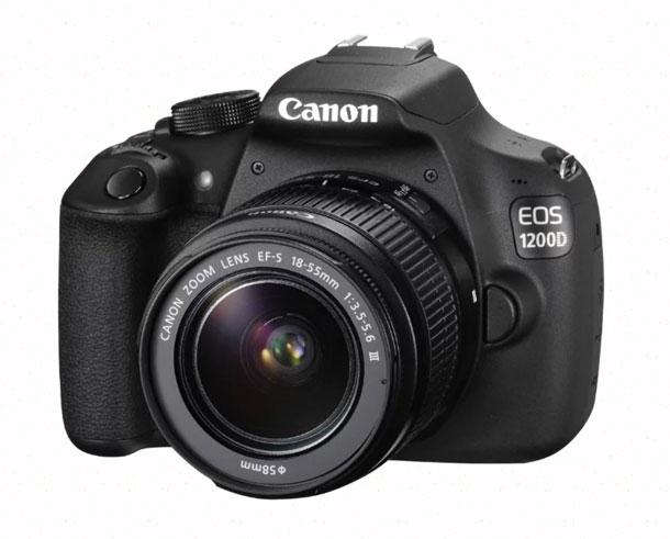 Canon EOS 1200D 18-55DC