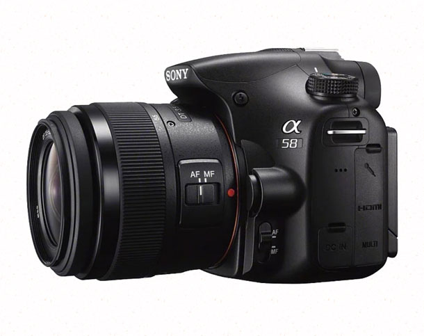 Sony Alpha SLT A-58 Kit