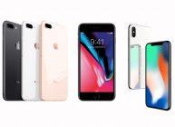 Сравнение iphone 8 plus iphone X