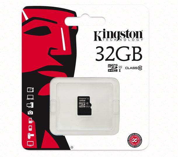 kingston 32Gb