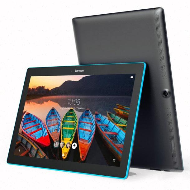 лучший 10 дюймов до 10000 рублей - Lenovo Tab 10 TB-X103F 10.1'' 16 Gb