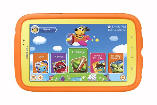 Samsung Galaxy Tab 3 Kids для ребенка 5 лет
