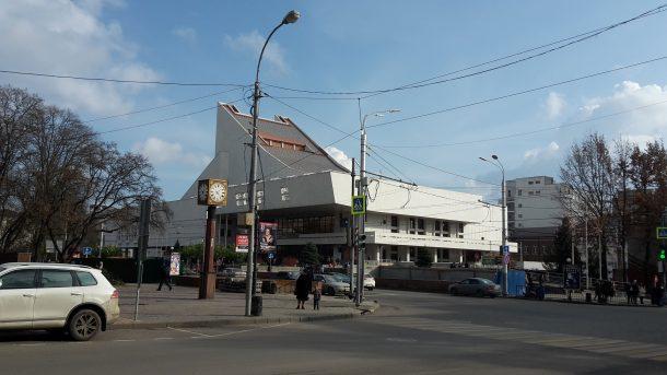 Театр им. П.И. Чайковского
