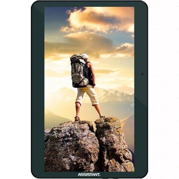 Последняя топовая среди бюджетных модель планшета Assistant AP-115G