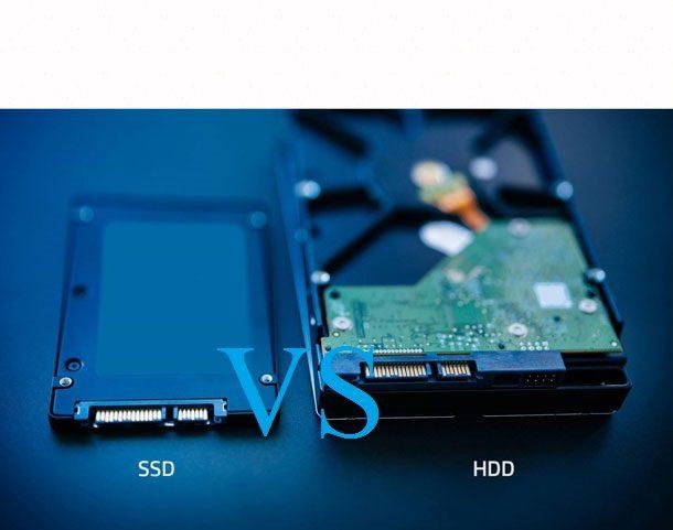 Что лучше HDD или SSD?