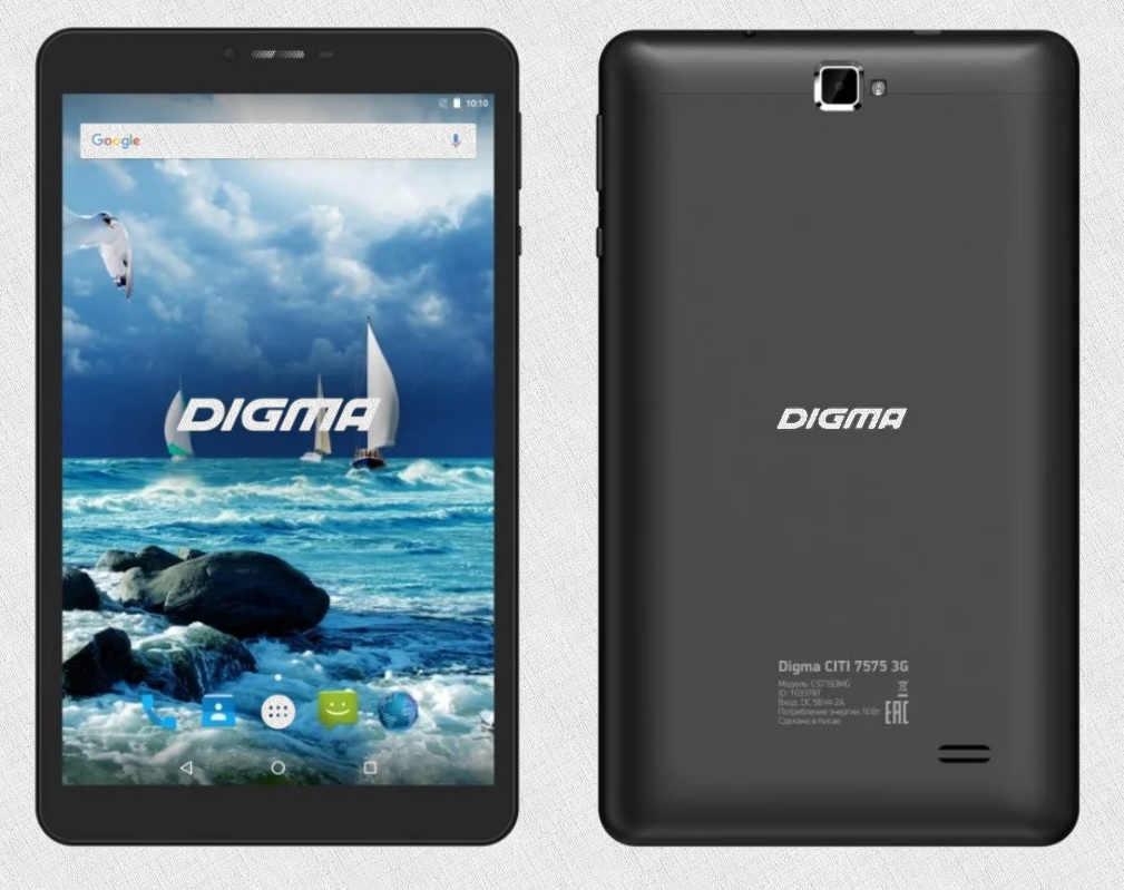 Digma CITI 7575 3G