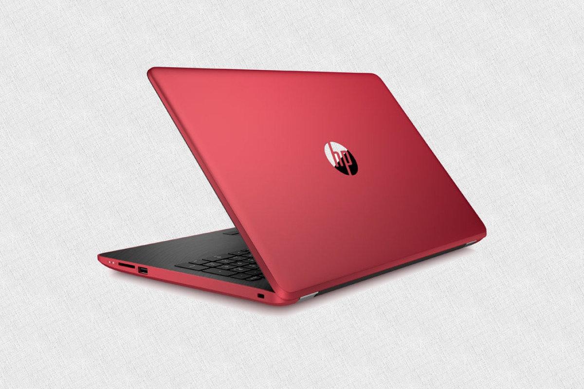 HP 15-da0100ur Red 4JY21EA
