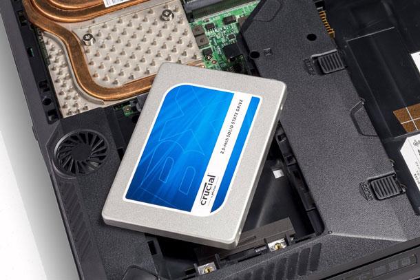 crucial 64Gb для ноутбука
