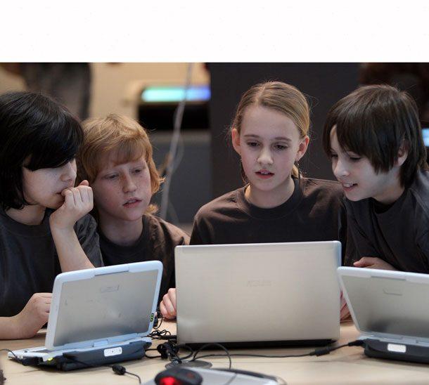 ноутбук для школьников