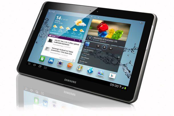 планшет на главном экране никак не реагирует на прикосновеня