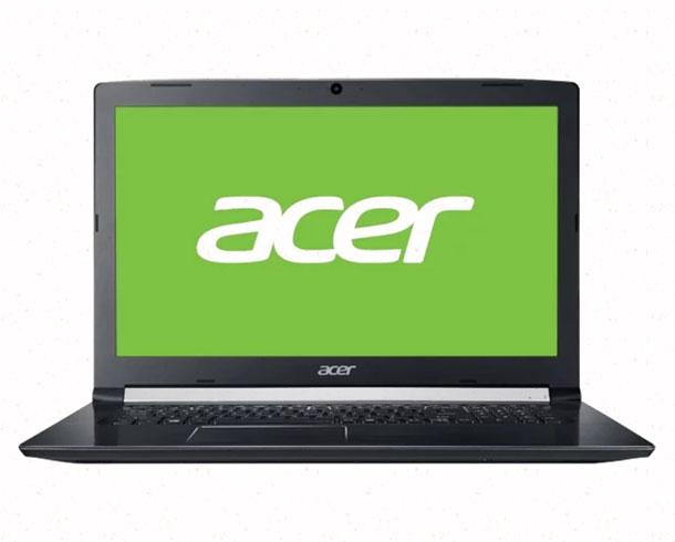 хороший для дома ноутбук ACER A517-51G-56QF