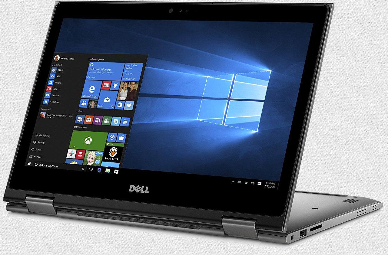 Рейтинг начинает Dell Inspiron 5378 5378-7841
