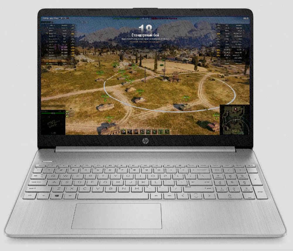 HP 15s-eq0004ur 8PK78EA