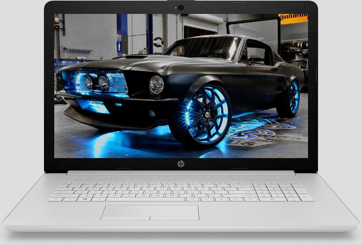 HP HP17-ca0048ur White 4MG16EA