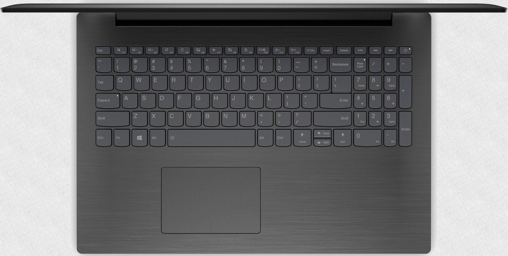 второй в рейтинге Lenovo 320-15ISK 80XH01U1RU