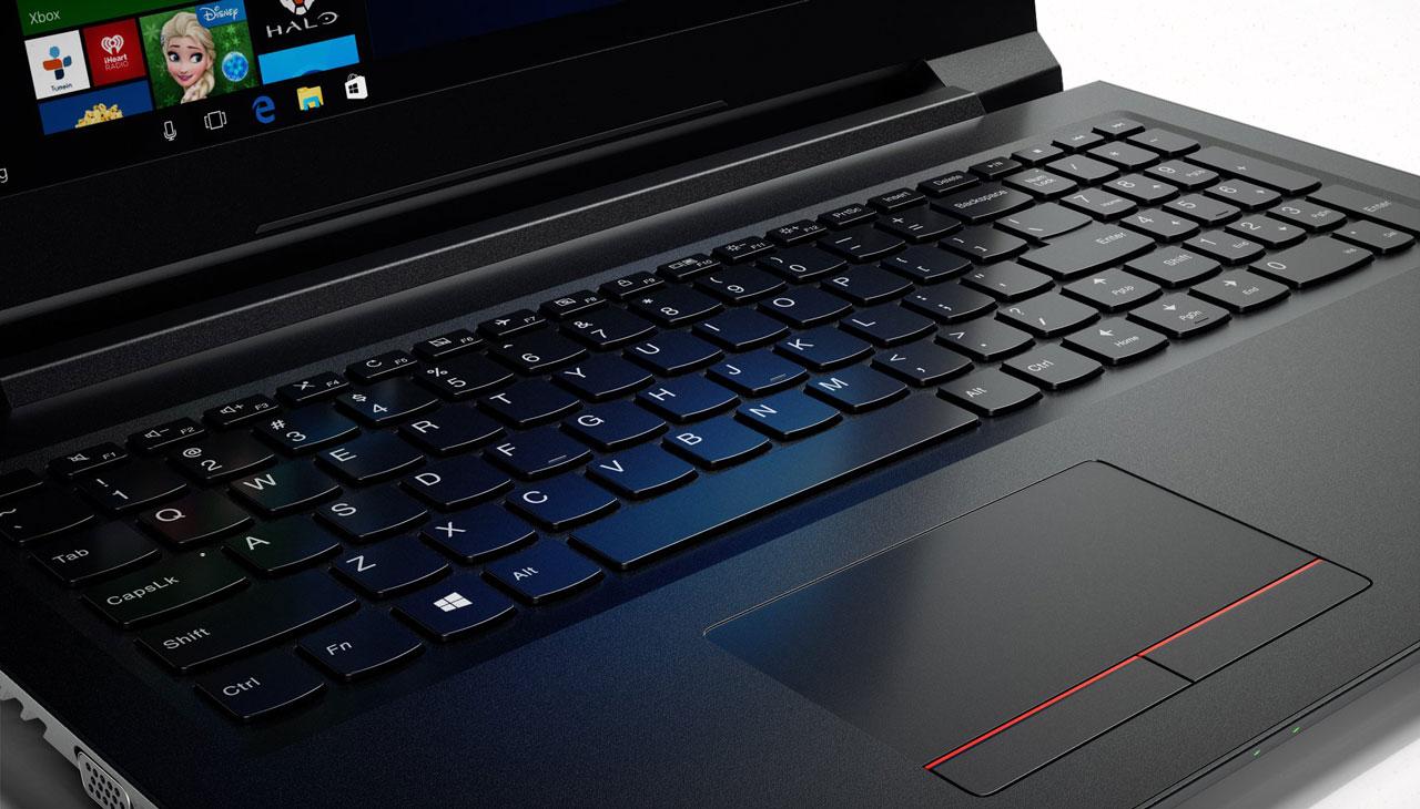 второй в рейтинге - Lenovo V310 15ISK