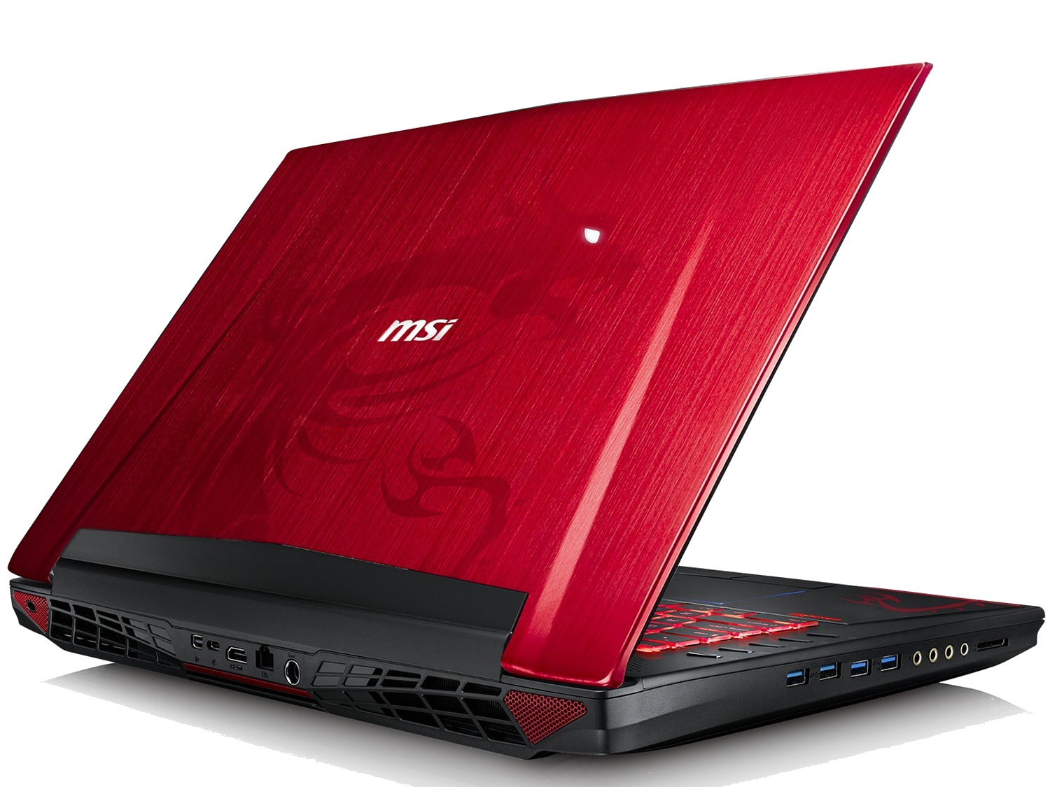 MSI GT72S Dominator Pro G Dragon Edition 6QF-058RU