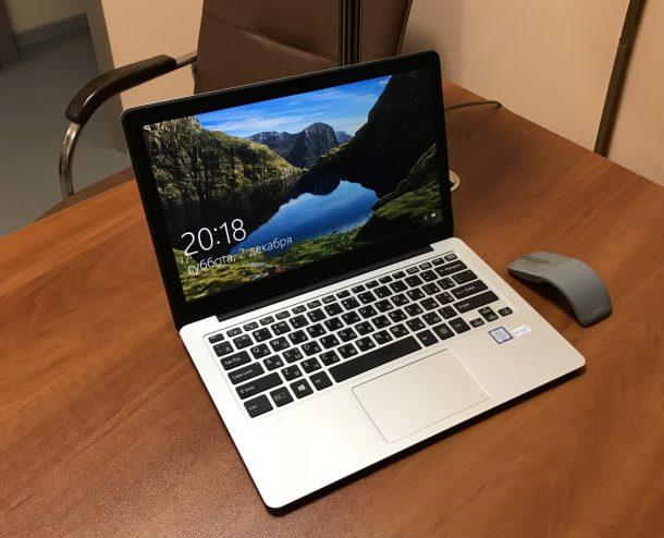 бюджетный лучший ноутбук за 25000 рублей