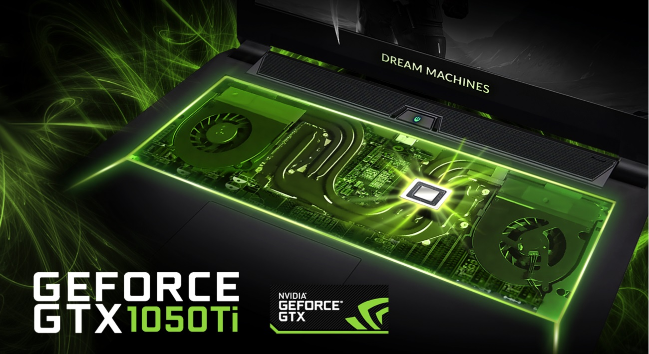 geforce gtx 1050Ti в ноуте