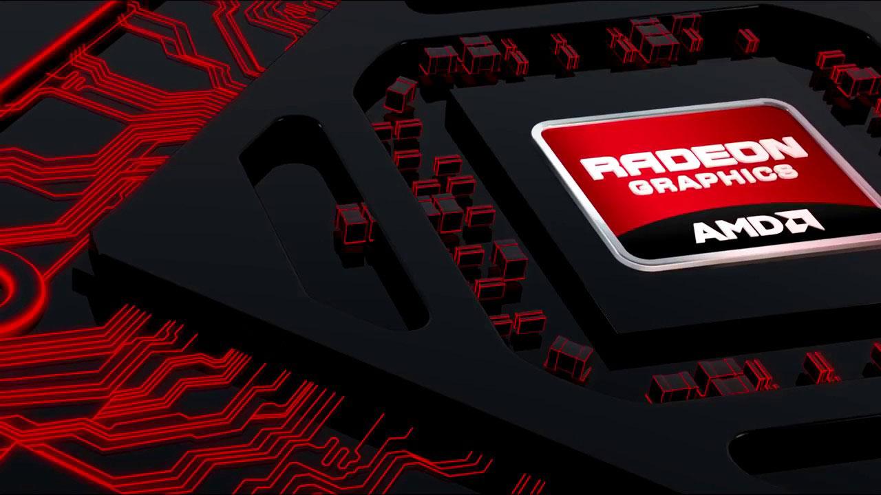 radeon graphics AMD