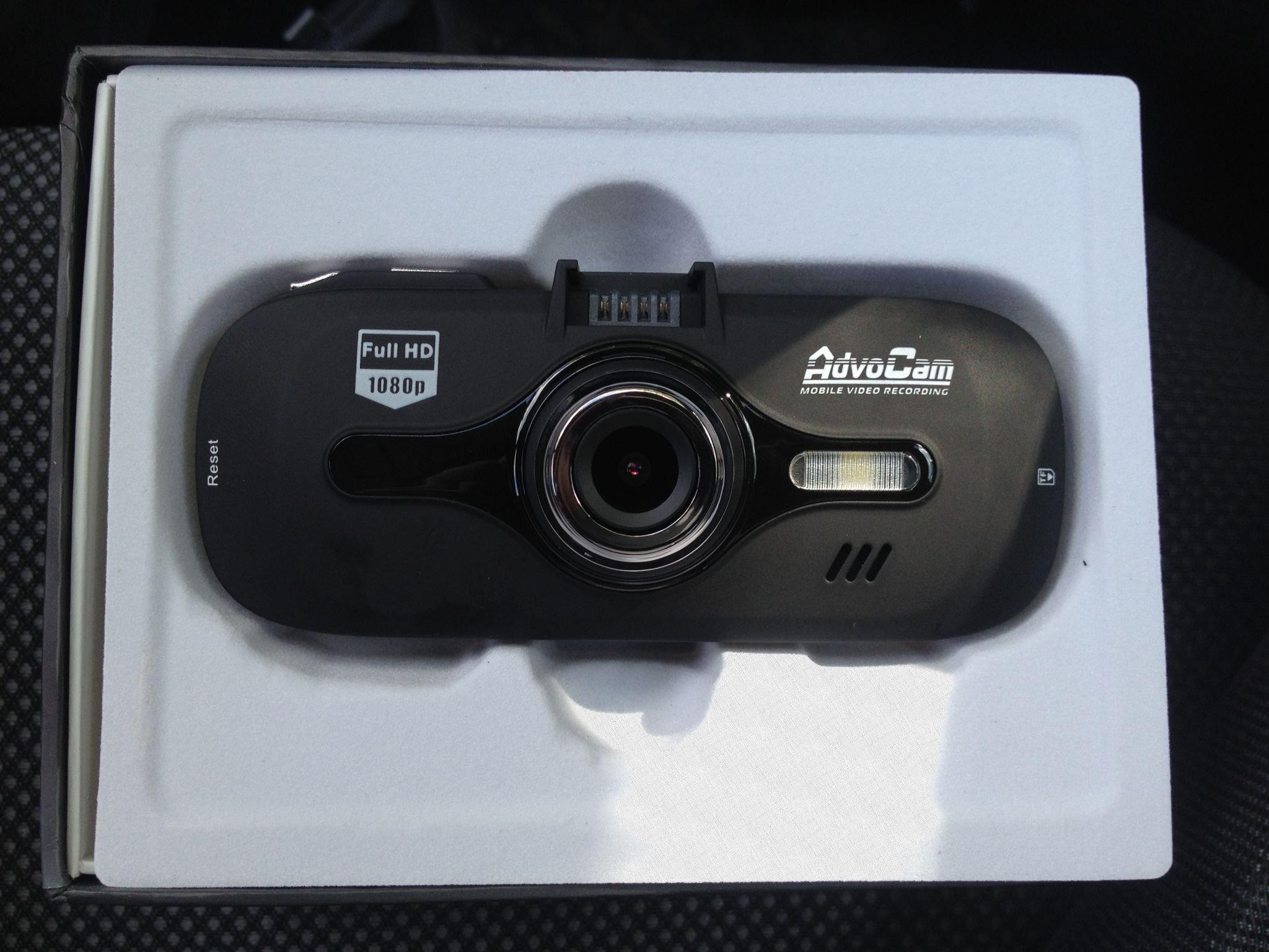 первый в ТОП по цене-качеству ADVOCAM FD8 BLACK-GPS