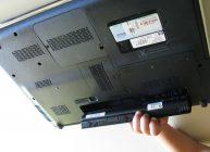 Почему ноутбук не видит батарею