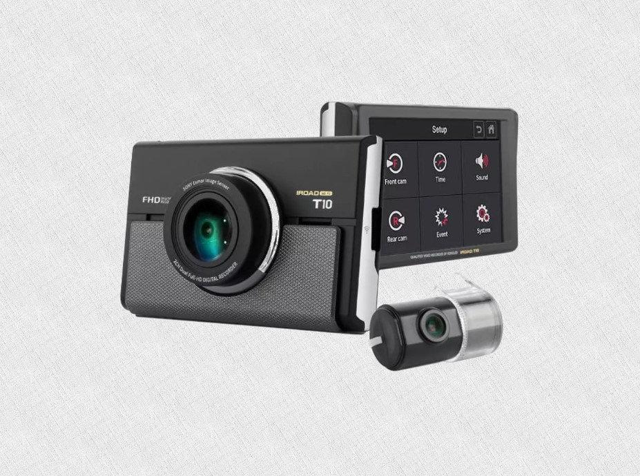 IROAD DASH CAM T10 GPS