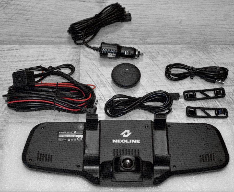 Neoline G-Tech X27, 2 камеры, GPS
