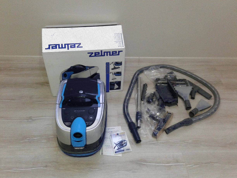 Второй - рейтинг 2018 - Zelmer ZVC762SP