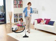 уборка в доме пылесосом с аквафильтром