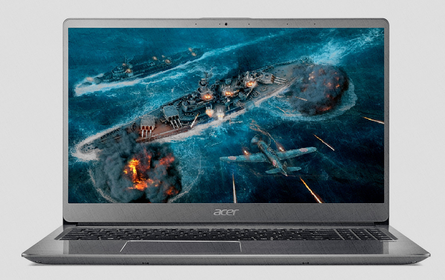 Acer Swift 3 SF313-51-58DV Silver NX.H3YER.001