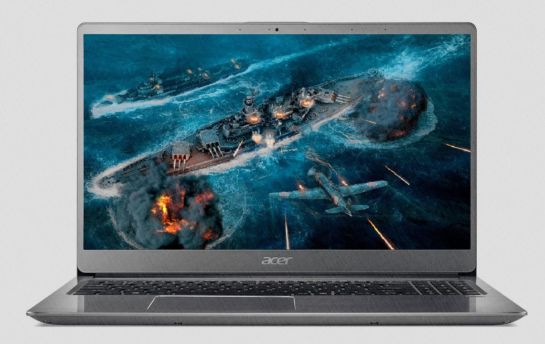 Acer Swift 3 SF313-51-58DV Silver NX.H3YER.001