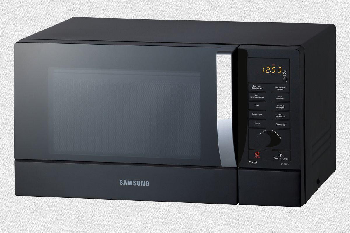 Samsung CE107MNR-B