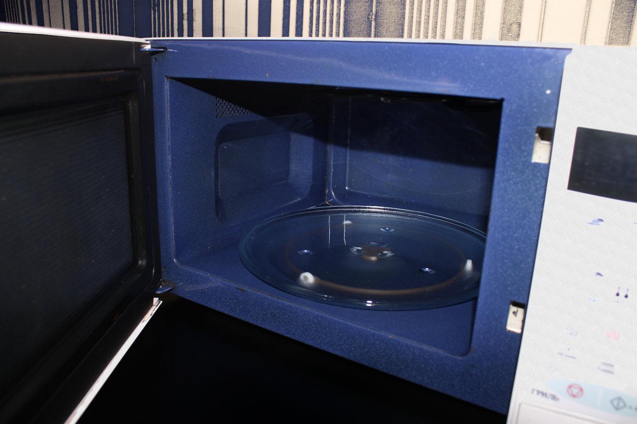биокерамика в микроволновке