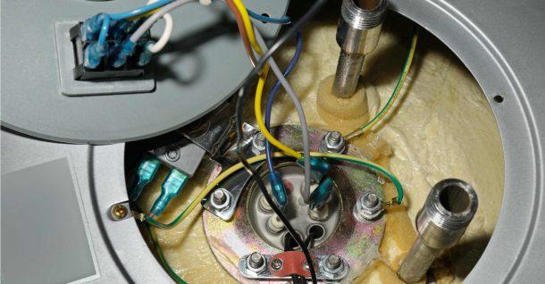 чистим водонагреватель в домашних условиях