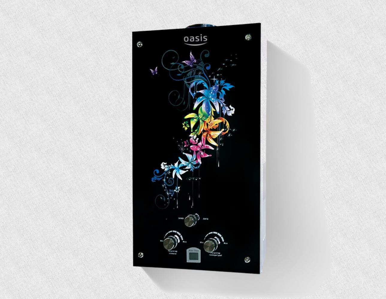 Oasis Glass 24RG