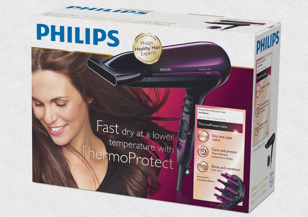 Philips HP8233 ThermoProtect Ionic - третий в рейтинге 2018