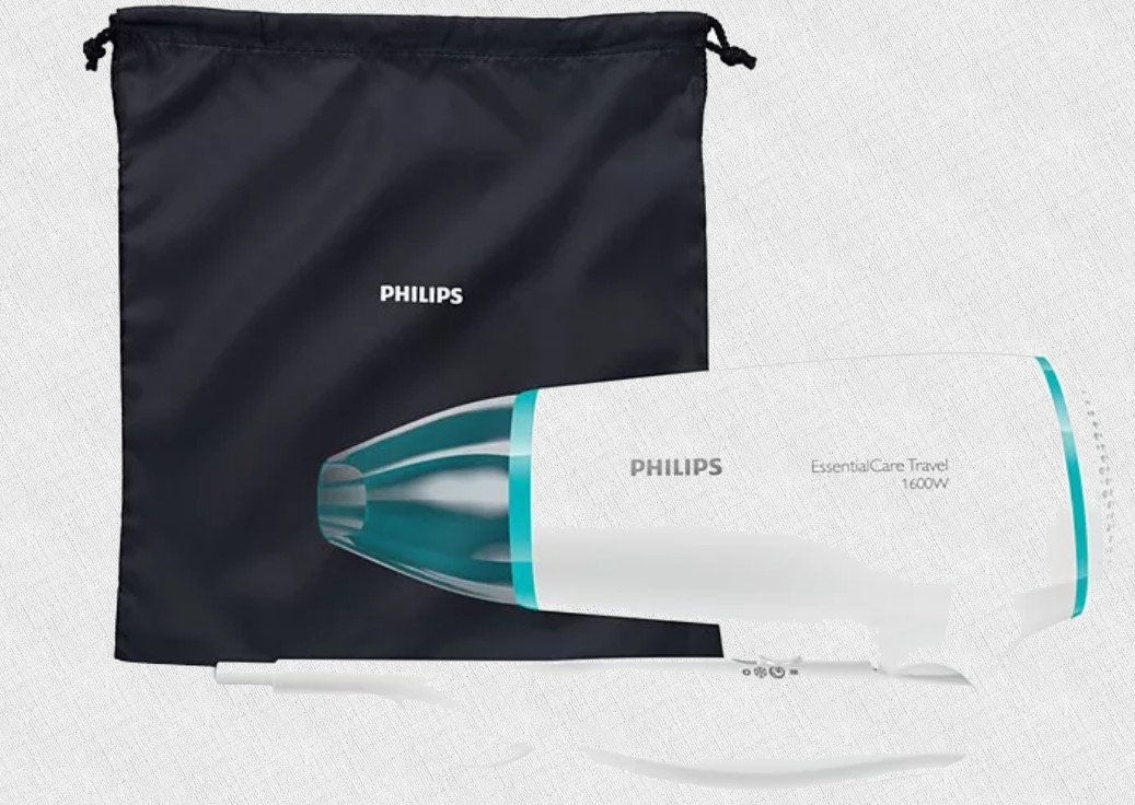 Philips BHD006 Essential Care Travel