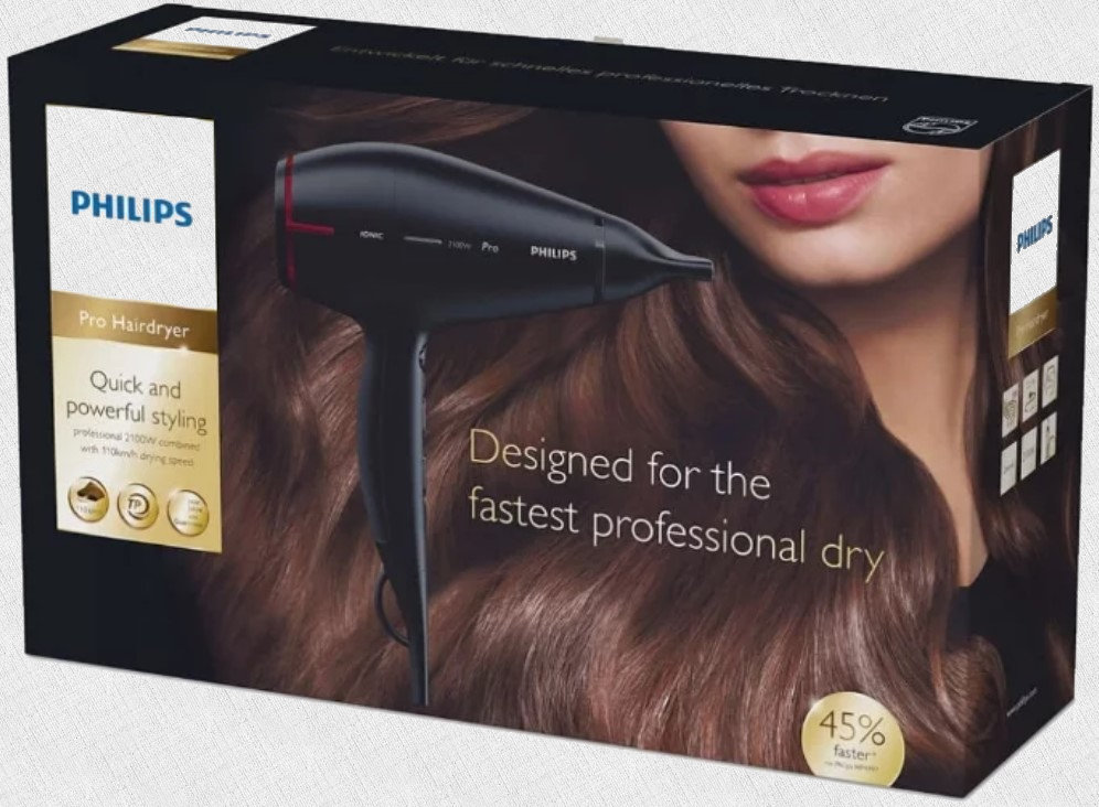 Philips HPS910 DryCare Prestige Pro