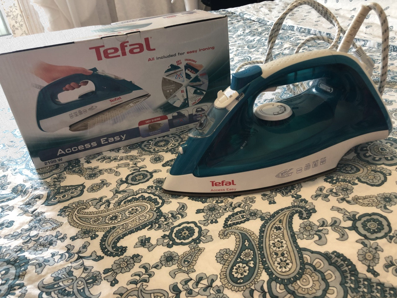 Tefal FV1550 Access