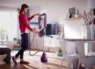 отпариватель для одежды в квартире