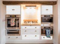 втроенные электрические шкафы в кухню