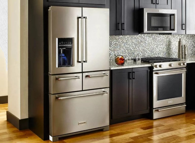 4 вариант холодильников